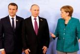 """Đồng minh Pháp, Đức """"qua mặt"""" Mỹ ở Syria"""