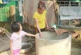 """Hà Tĩnh: """"Khát"""" nước sạch ở khu tái định cư Hương Sơn"""
