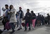 Mexico mở cửa biên giới cho phụ nữ và trẻ em di cư