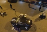 Vụ BMW gây tai nạn hàng loạt: Thêm 1 người đang nguy kịch