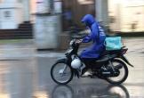 Hà Nội mưa giông do ảnh hưởng không khí lạnh