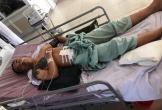 TP Vinh: Nổ súng tại quán ăn, 2 nam thanh niên nhập viện
