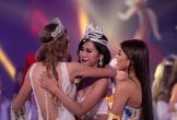 Sự cố đáng tiếc trong đêm đăng quang Miss Globe 2018