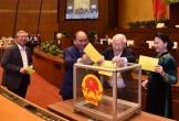 Quốc hội bỏ phiếu bầu Chủ tịch nước