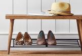 Loạt mẫu tủ để giày vừa độc đáo, vừa mới lạ, chủ nhà nào cũng ao ước được sở hữu