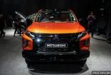 Mitsubishi Triton 2019 trình làng với hộp số mới