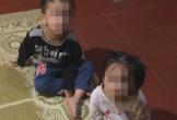 Người mẹ bỏ lại 2 con trong chùa cùng lá thư