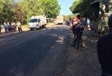 Tai nạn trên đường đi huấn luyện, 4 quân nhân thương vong