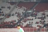 """Bị CĐV tẩy chay, Indonesia thi đấu trên sân nhà… """"lạnh lẽo"""""""