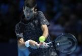 Djokovic giành vé vào bán kết ATP Finals