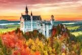 Vùng đất khơi nguồn cảm hứng cho 'lâu đài nàng công chúa ngủ'
