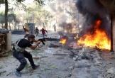 Phiến quân Syria cáo buộc chính phủ tấn công khu phi quân sự