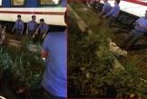 Nam thanh niên bị tàu hỏa tông chết khi băng qua đường ray