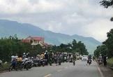 Xe máy va chạm với công nông, 4 người trong một gia đình thương vong