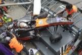 Nữ tay đua gãy cột sống sau vụ tai nạn ở Macau