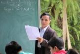 Hà Tĩnh: Ông giáo làng tật nguyền chưa học cấp ba