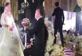Video: Cô dâu đòi thêm 700 triệu tiền sính lễ khiến chú rể đập nát hoa cưới