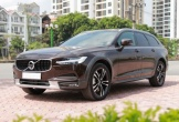 Volvo V90 - lựa chọn lạ cho nhà giàu Việt