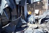 Xe bồn chở xăng lao vào hàng loạt nhà dân bốc cháy ngùn ngụt: Xác định danh tính các nạn nhân