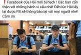 Cầu thủ Quế Ngọc Hải bị hack Facebook?