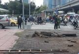 Nổ bốt điện ngầm khiến 1 nam thanh niên bị thương
