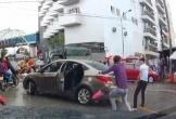 """Nghệ An: Bị nói """"đồ nhà quê"""", cử nhân kiến trúc chém đứt gân tay tài xế ô tô"""
