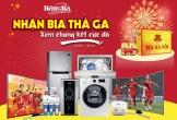 Đến Trung tâm mua sắm Hồng Hà nhận bia thả ga - Xem chung kết AFF Cup cực đã