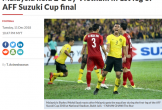Báo Malaysia nổ tưng bừng sau màn thoát hiểm trước đội tuyển Việt Nam