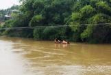 Đánh cá trên sông Vu Gia, một người dân mất tích