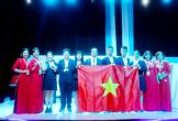 Việt Nam giành bốn huy chương vàng cuộc thi khoa học trẻ quốc tế