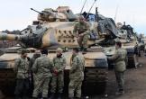 Thổ Nhĩ Kỳ phát động chiến dịch quân sự mới ở Syria