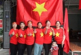 Hà Tĩnh ngập tràn sắc đỏ trước trận chung kết AFF Cup