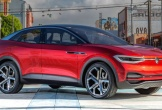Volkswagen I.D.Lounge - Chuẩn mực SUV 7 chỗ chạy điện