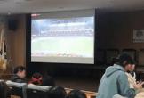 Du học sinh tại Hàn Quốc vỡ òa khi tuyển Việt Nam vô địch AFF Cup