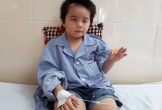 """Hà Tĩnh: 5 lần phẫu thuật não, bé gái vẫn đối mặt với """"cửa tử"""""""