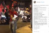 Kiatisak chúc mừng đội tuyển Việt Nam vô địch AFF Cup 2018