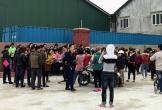 Hàng trăm công nhân ở Hà Tĩnh đồng loạt nghỉ việc đòi lương