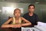 Con ung thư, mẹ liệt nửa người, một mình cha dượng phụ hồ xoay sở