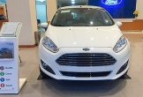 Ford Fiesta - mẫu xe 'số phận hẩm hiu' tại Việt Nam
