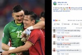 Các cầu thủ AFF Cup Việt Nam đăng gì trên mạng xã hội sau chiến thắng lịch sử?