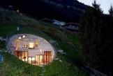 Đào núi làm nhà ý tưởng táo bạo của 2 kiến trúc sư khiến cả thế giới kinh ngạc