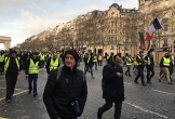 Lo ngại biểu tình, nhiều nước khuyến cáo công dân không tới Pháp