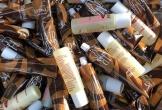 Tiêu hủy hàng nghìn sản phẩm kem nhuộm tóc hết hạn sử dụng