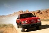 Ford triệu hồi xe Ranger vì lỗi túi khí