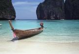 Bãi biển Thái Lan đóng cửa vì quá nổi tiếng