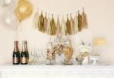 Bài trí bàn tiệc năm mới cực lung linh và bắt mắt rước lộc vào nhà