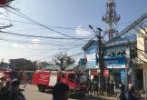 Cháy trung tâm viễn thông, mạng 3 huyện