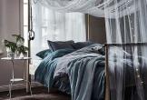 Trang trí phòng ngủ dịp năm mới lãng mạn bội phần nhờ đèn nháy