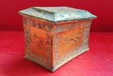 Hộp đựng xá lị hé mở tục hỏa táng của Phật giáo 1.400 năm trước