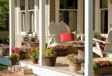 Làm đẹp hiên nhà dịu dàng đón mùa Xuân sang